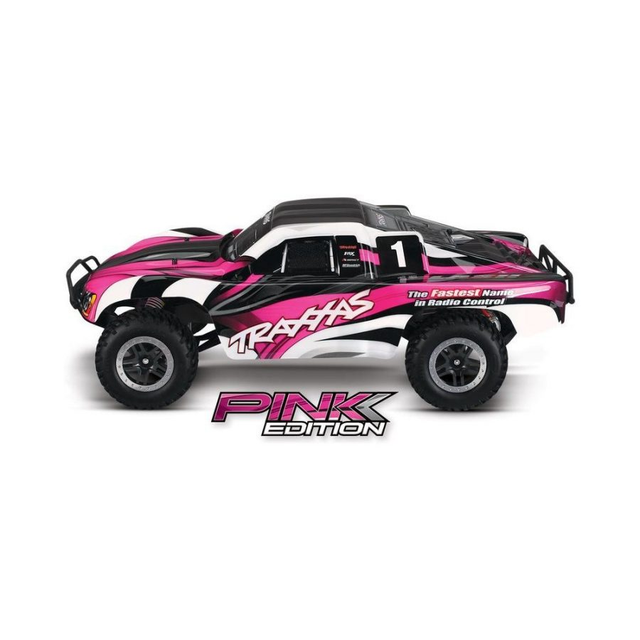 Traxxas Slash Pink Edition Short Course 1:10 2