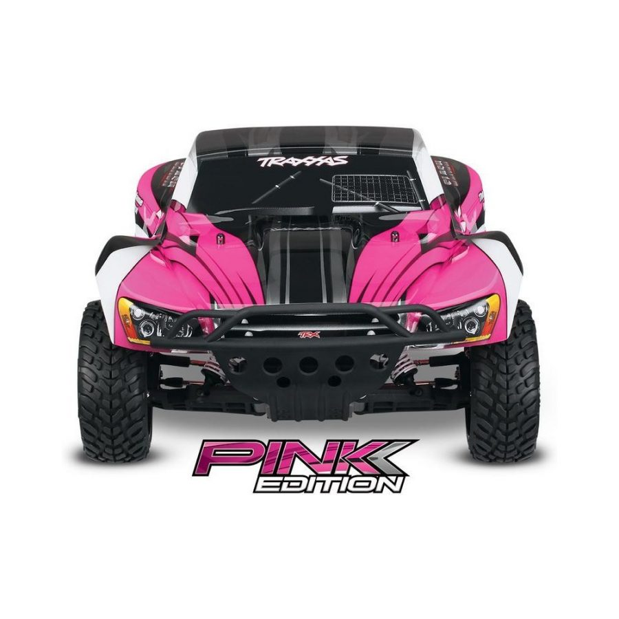 Traxxas Slash Pink Edition Short Course 1:10 4