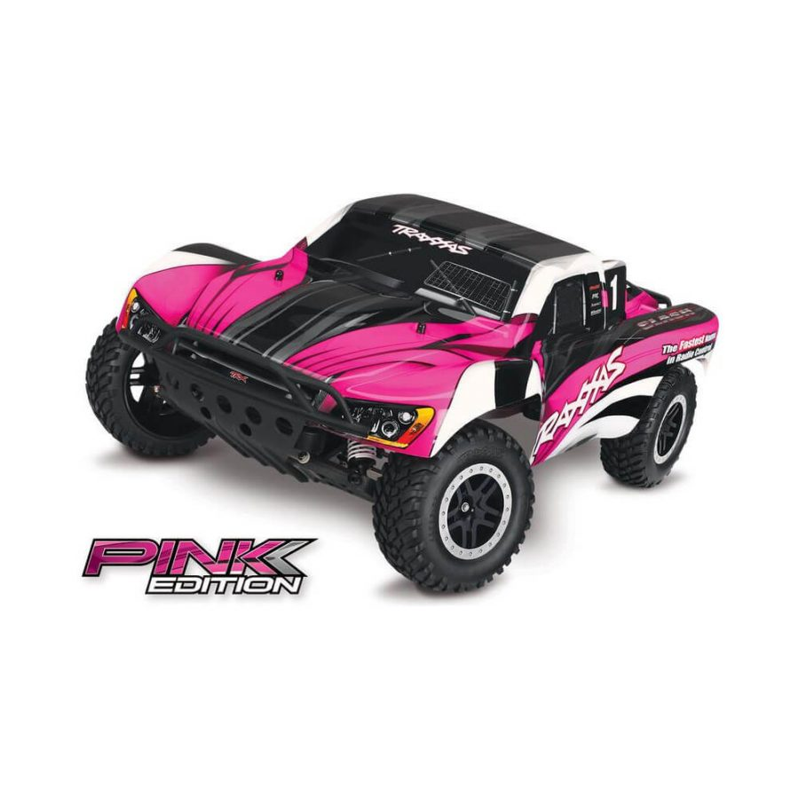Traxxas Slash Pink Edition Short Course 1:10 1